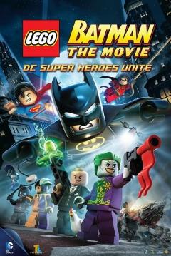 Ficha Lego Batman: La Película - El Regreso de los Superheroes de DC