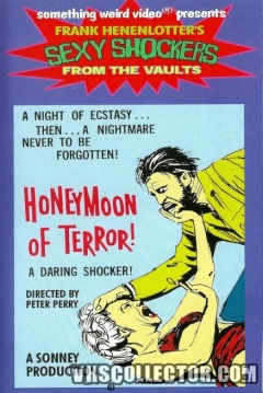 Poster Honeymoon of Terror