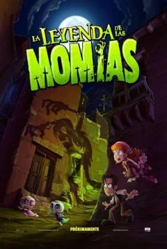 Poster La Leyenda de las Momias
