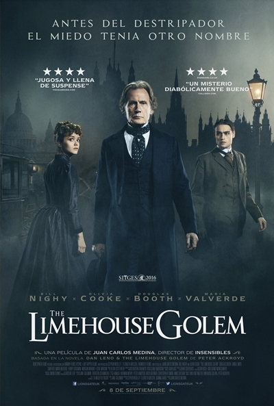 Poster The Limehouse Golem