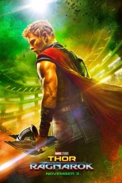 Poster Thor 3: Ragnarok