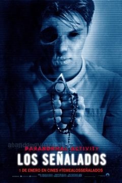 Poster Paranormal Activity: Los Señalados