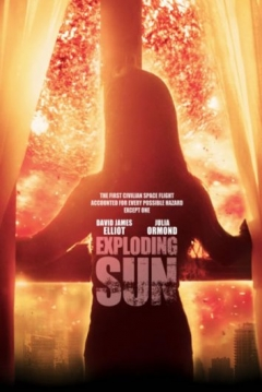 Poster Explosión Solar