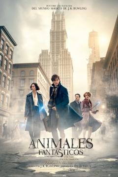 Poster Animales Fantásticos y Dónde Encontrarlos
