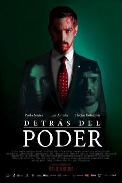 Poster Detr�s del Poder