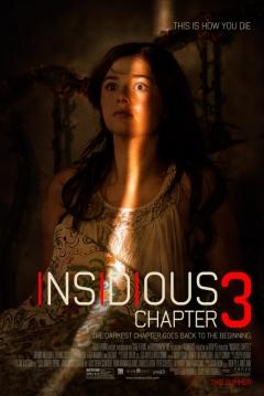 Poster Insidious 3 (Insidious Cap�tulo 3)