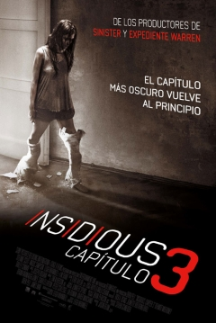 Poster Insidious 3: Capítulo 3