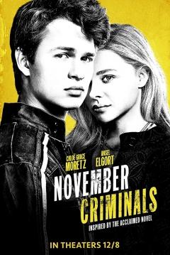Poster Los Criminales de Noviembre