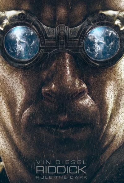 Poster Furia (Las Crónicas de Riddick 4)