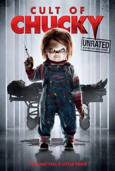 Ficha Cult of Chucky (Muñeco Diabólico 7)