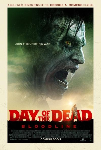 Ficha El Día de los Muertos (Remake)