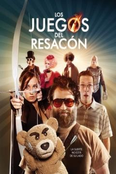 Poster Los Juegos del Resacón
