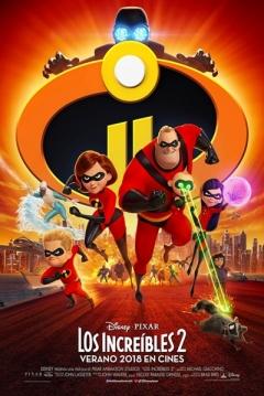 Poster Los Increíbles 2