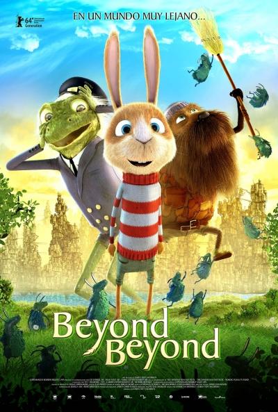 Poster Beyond beyond