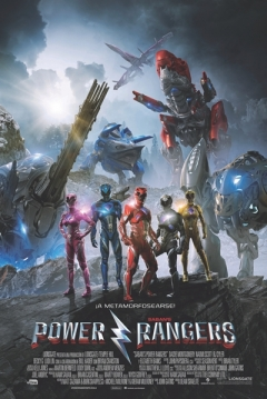 Poster Power Rangers (Reboot)