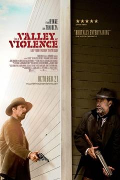 Poster El Valle de la Venganza