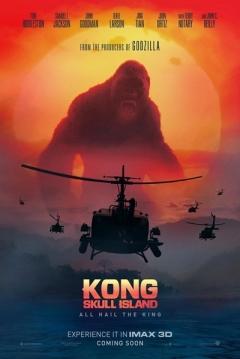 Poster Kong: La Isla Calavera
