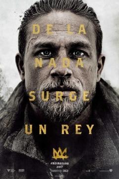 Poster Rey Arturo: La Leyenda de la Espada