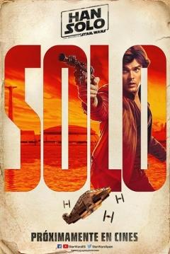 Poster Solo: Una historia de Star Wars
