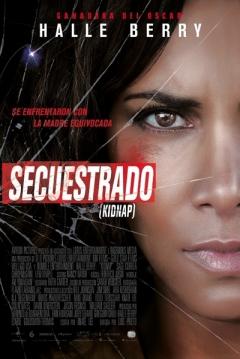 Poster Secuestrado