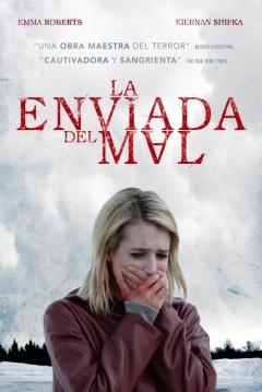 Poster La Enviada del Mal