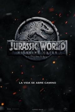 Poster Jurassic World 2: El Reino Caido