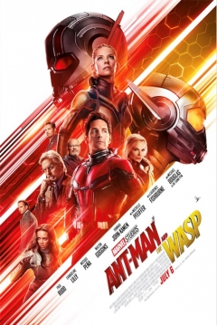 Poster Ant-Man 2 (Ant-Man y la Avispa)