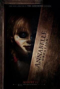 Poster Annabelle 2