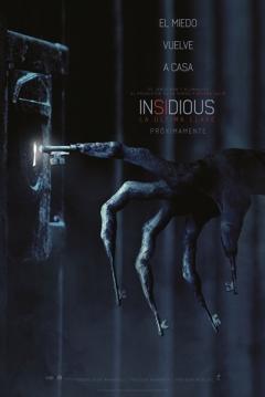 Poster Insidious 4: La Última Llave (Insidious: Capítulo 4)