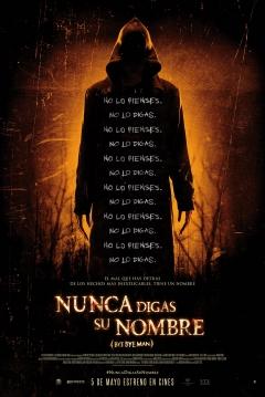 Poster Nunca Digas su Nombre