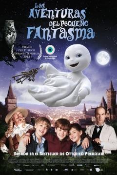 Ficha Las Aventuras del Pequeño Fantasma