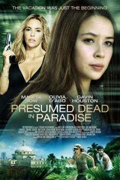 Poster Muerte en el Paraíso