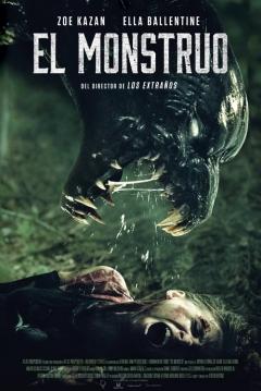 Poster El Monstruo