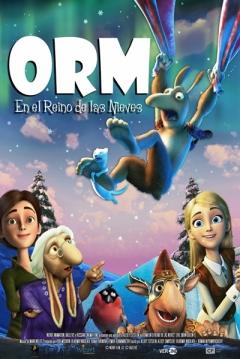 Poster Orm en el Reino de las Nieves (La Reina de las Nieves 2)