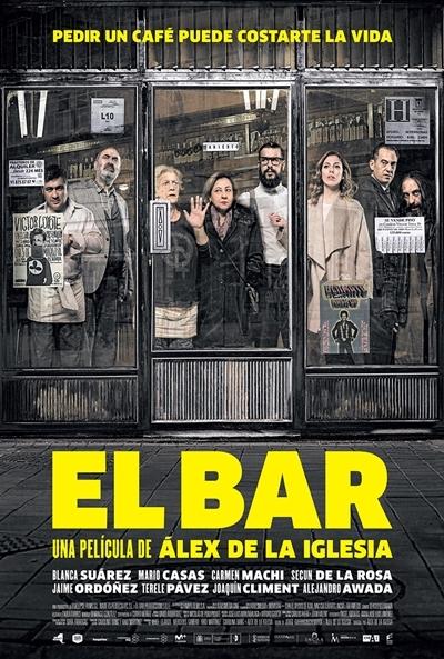 Poster El Bar