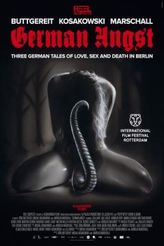 Poster German Angst