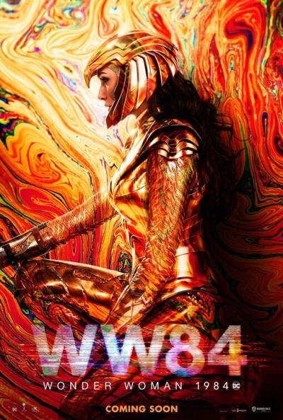 Poster Wonder Woman 2