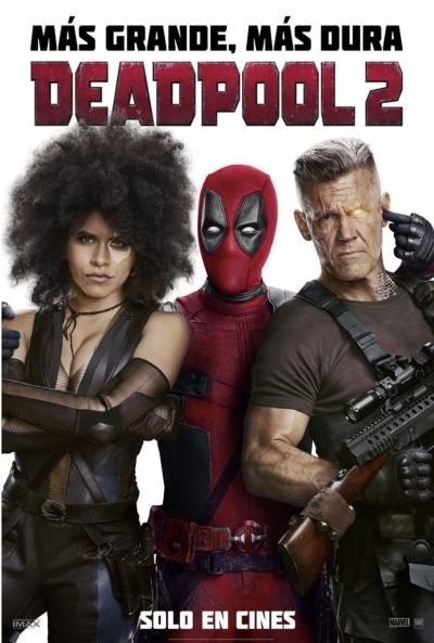 Ficha Deadpool 2
