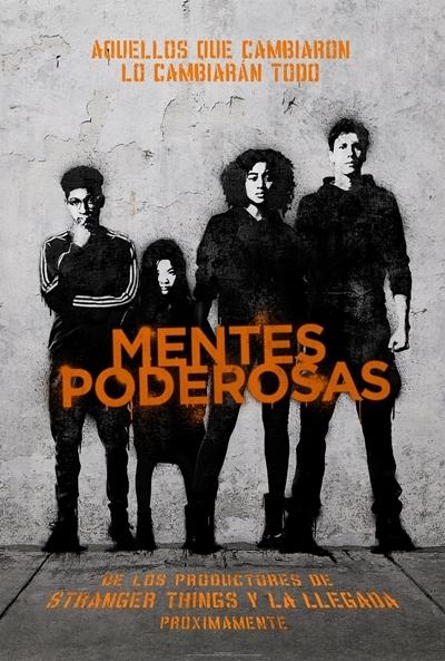 Poster Mentes Poderosas