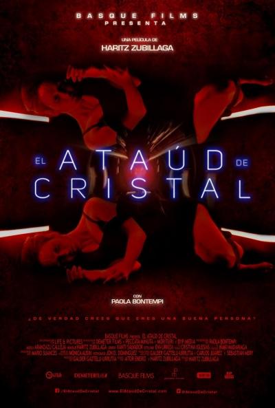 Poster El Ataúd de Cristal