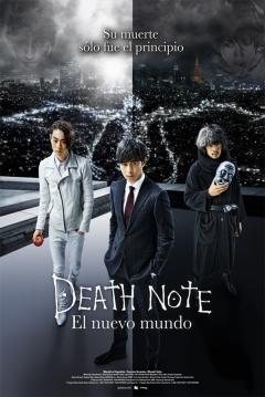 Poster Death Note: El Nuevo Mundo