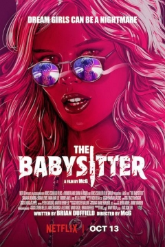 Ficha The Babysitter