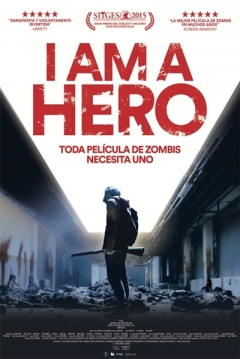 Poster I Am a Hero