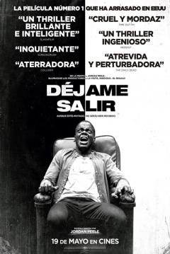 Poster Déjame Salir