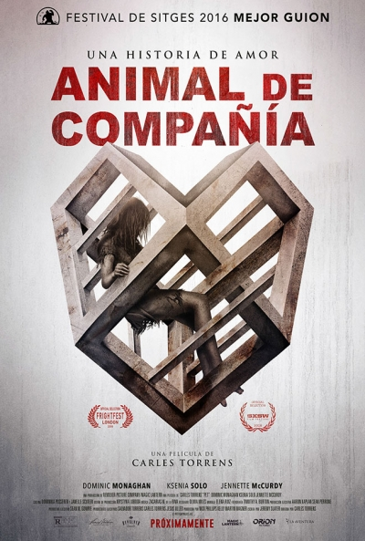Poster Animal de Compañía (Pet)