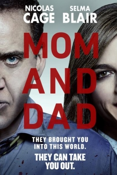 Poster Mom and Dad