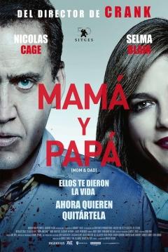 Poster Mamá y Papá