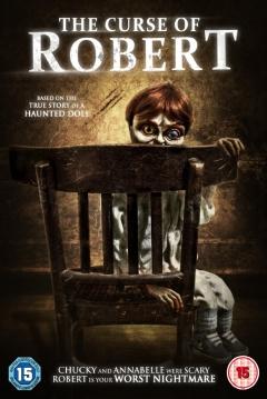 Poster La Maldición del Muñeco Robert