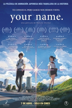 Poster Your Name