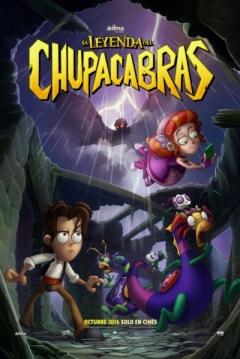 Poster La Leyenda del Chupacabras